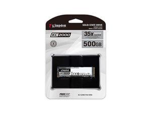 SSD KINGSTON 500GB KC2000 PCIe M.2 2280 NVMe