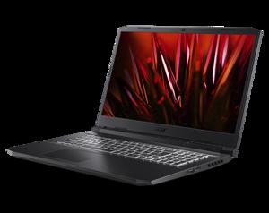 Laptop Acer Nitro 5 NH.QASEX.005, 17.3 FHD IPS, AMD Ryzen 5 5600H, 8GB RAM, 512GB PCIe NVMe SSD, NVIDIA GeForce GTX 1650 4GB