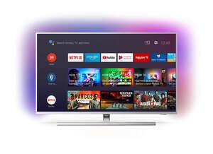 PHILIPS LED televizor 65PUS8505/12, 4K Ultra HD, Android, Smart, Ambilight, Srebrni