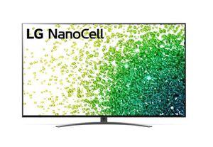 LG LED televizor 65NANO863PA, 4K Nano Cell, webOS Smart TV, Magic remote, Crni