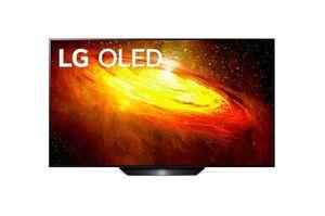 LG OLED televizor OLED55BX3LB, 4K Ultra HD Display, webOS Smart TV, Magic remote, Alpine Slim Design, Cinema HDR