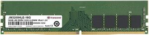 Memorija Transcend DDR4 16GB 3200MHz JetRam TS