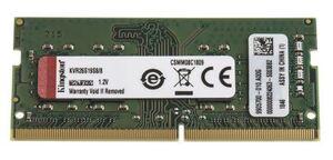Memorija Kingston SO-DIMM  DDR4 8GB 2666MHz ValueRAM KIN