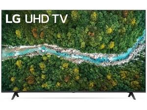 LG LED televizor 50UP77003LB, 4K Ultra HD, webOS Smart TV, Crni