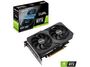 Grafička karta ASUS Dual GeForce RTX 3060 12GB GDDR6