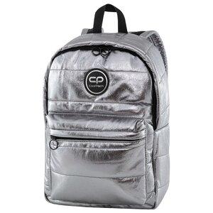 CoolPack ruksak školski 1 zip Ruby Gloss Silver art.B07221
