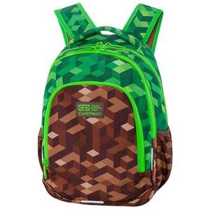 CoolPack ruksak školski 2 zipa Base City Jungle art.C27199