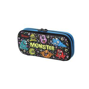 "Spirit pernica prazna 3D ""Monster"" 1-Zip, Crna L TTS 407390"