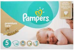 Pampers pelene Premium Care 5 Junior 88kom MSB