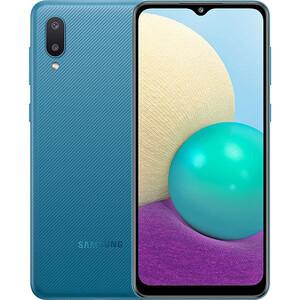 Samsung Galaxy A02 mobitel, 3/32 GB, Dual Sim,  SM-A022, plavi