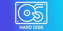 Hard disk laptopa