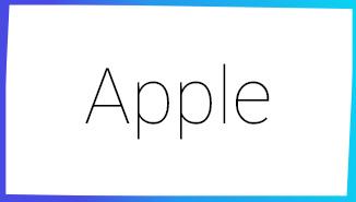 Apple laptopi