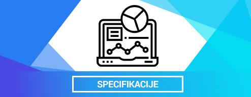 Specifikacije laptopa