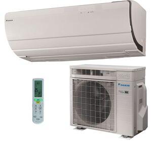 Daikin Ururu Sarara inverter klima FTXZ25N/RXZ25N  2,5kW