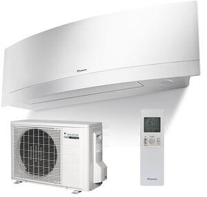 Daikin Emura inverter klima  FTXJ/RXJ50MW BIJELI 5kW