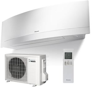 Daikin Emura inverter klima FTXJ/RXJ25MW BIJELI 2,5kW