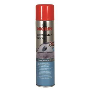 Nigrin sprej za odleđivanje stakla 400 ml
