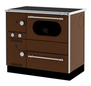 Alfa štednjak TERM 20 desni Smeđa