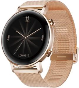 Huawei Watch GT2 42 mm Elegant, Refined Gold Color, pametni sat