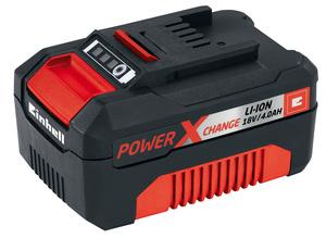 Einhell Baterija 18V 4,0 Ah Li-ion Power X-Change odgovara za sve PXC uređaje