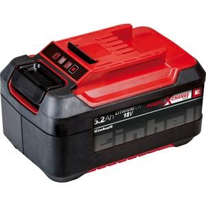EINHELL baterija Power X-Change Plus 18V 5,2 Ah odgovara za sve aku Power X-Change uređaje