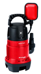 Einhell Potopna pumpa za nečistu vodu GH-DP 7835