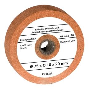EINHELL brusna ploča G120 75x10x20 mm za višenamjensku stolnu brusilicu TH-XG 75