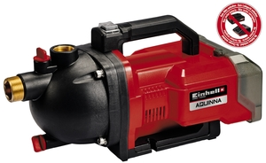EINHELL akumulatorska vrtna pumpa AQUINNA- Power X-Change - SOLO ALAT (bez baterije i punjača)