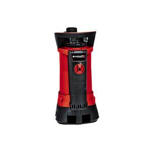 EINHELL GE-DP 6935 A ECO, potopna pumpa za nečistu vodu s aqua senzorom (230 V, 690 W, 17500 L/h, 7m, 9m, 35 mm)
