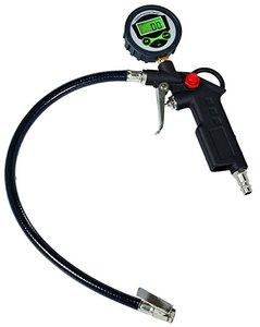 Einhell Digitalni nastavak za pumpanje guma s manometrom