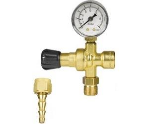 Regulator pritiska za plinske boce do 190 bar (1 manometar)