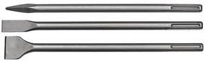EINHELL SDS MAX set ravnih dlijeta i dlijeta sa špicom, 3 dijela, za čekić bušilice
