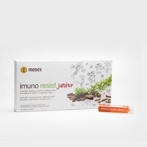 Medex imuno resist junior ampule 10x9ml