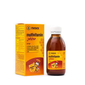 Medex multivitamin junior sirup 150ml