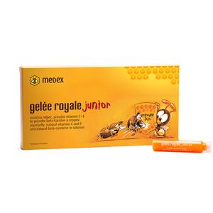 Medex gelee royale junior ampule 10x9ml