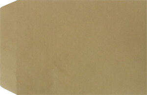 Kuverta 19x26 B5-N strip MM smeđa mala 100gr. 500/1
