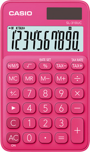 Kalkulator CASIO SL-310 UC-RD crveni