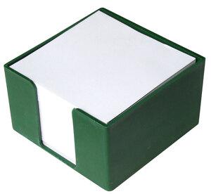 Blok kocka PVC 8x8x5 zelena
