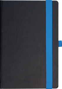 Notes HAVAII A5 14x21 crno-plavi