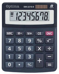 Kalkulator OPTIMA SW-2210-8A