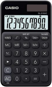 Kalkulator CASIO SL-310 UC-BK crni