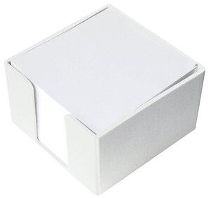Blok kocka PVC 8x8x5 bijela