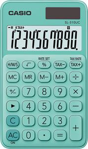 Kalkulator CASIO SL-310 UC-GN zeleni