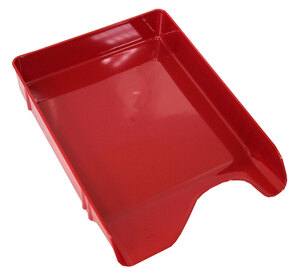 Stalak za papir PVC ARK 360 crveni