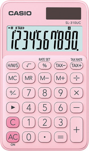 Kalkulator CASIO SL-310 UC-PK roza