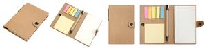 Set notes, post-it listići i olovka kemijska