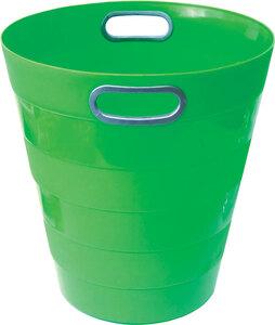 Koš za smeće pvc ARK 1051 fluo zeleni