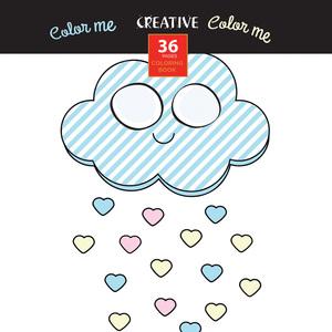 Bojanka za djecu Creative COLOR ME