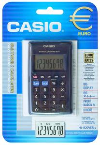 Kalkulator CASIO HL-820 VER-SA