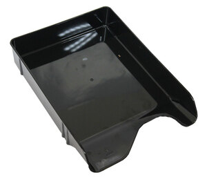 Stalak za papir PVC ARK 360 crni